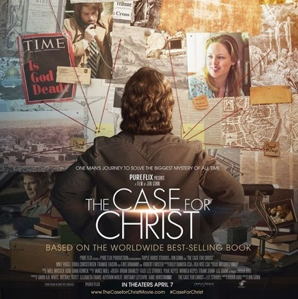 THE CASE FOR CHRIST <br>Film & Television